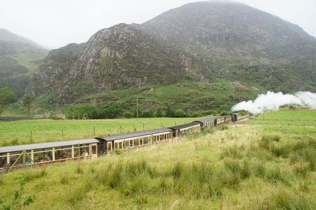 Welsh Highland Bahn - Wales Rundreise