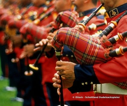 Royal Edinburgh Military Tattoo 2021 Rundreise