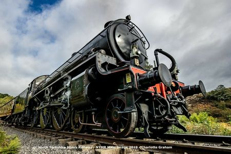 North Yorkshire Moors Railway - NYMR Main Image